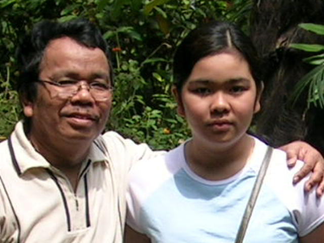 Bersama si bungsu Ganto (Penang)